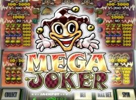 Mega Joker: Nur gewinnen und nichts verlieren!
