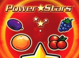 Die fruchtigen Symbole des Power Stars laden ihre Fans ein